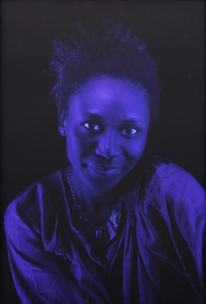 Kerry James Marshall, 'Black Beauty (Alana),' 2012, Koplin Del Rio