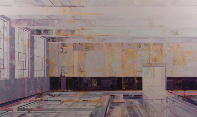 , 'The Wall III,' 2019, Stanek Gallery