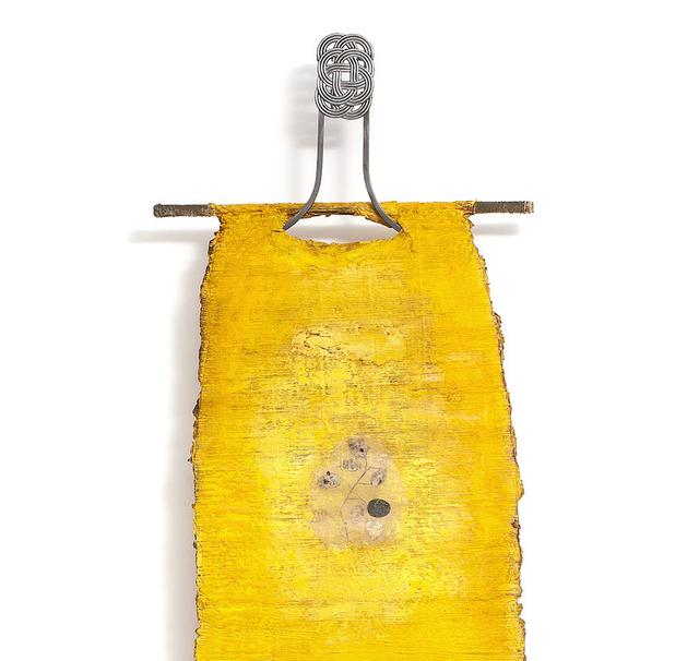 Joan Giordano, 'Money Tree', 2015, Mixed Media, Handmade Kozo Paper, Pigment, Bamboo, Encaustic, C Fine Art