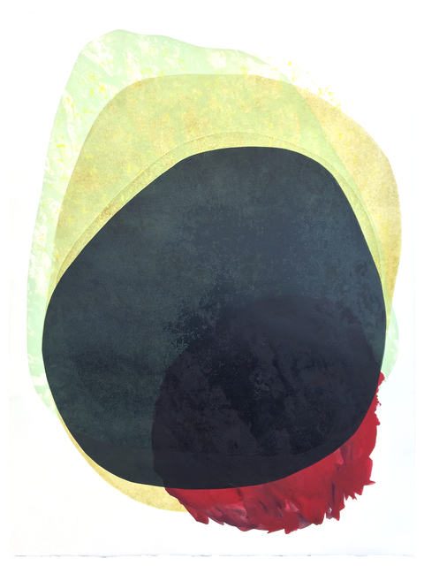 , 'We move like the sea VII,' 2016, Pele Prints