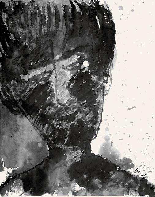 , 'John,' 2017, Alisan Fine Arts