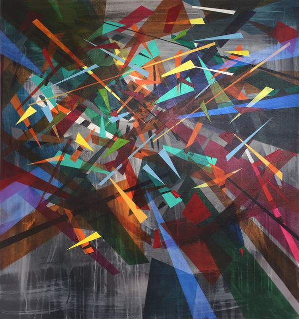 , 'Paisaje en movimiento III,' 2017, Alfa Gallery
