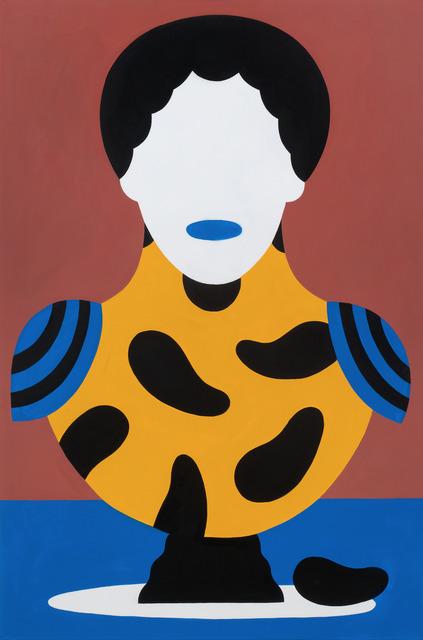 , 'Bust n°6,' 2018, M77 Gallery