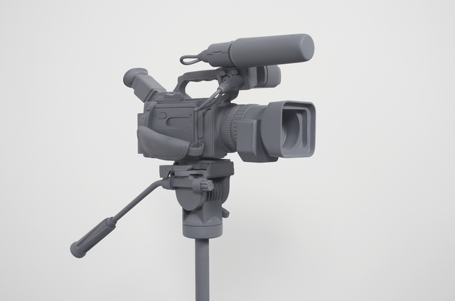 , 'Untitled (video camera),' 2012, Luhring Augustine