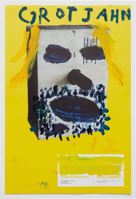 Mark Grotjahn, 'Untitled (Blonde MG43.68)', 2012, Phillips