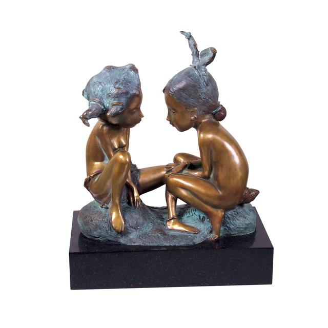 , 'The Game,' 2005, OSTASHOV sculpture