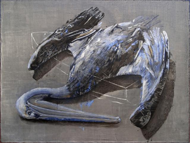 , 'Pelican,' 2013, Boyd Satellite Gallery