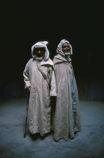 , 'Moroccan Men, Zaouet, Morocco,' , Pucker Gallery