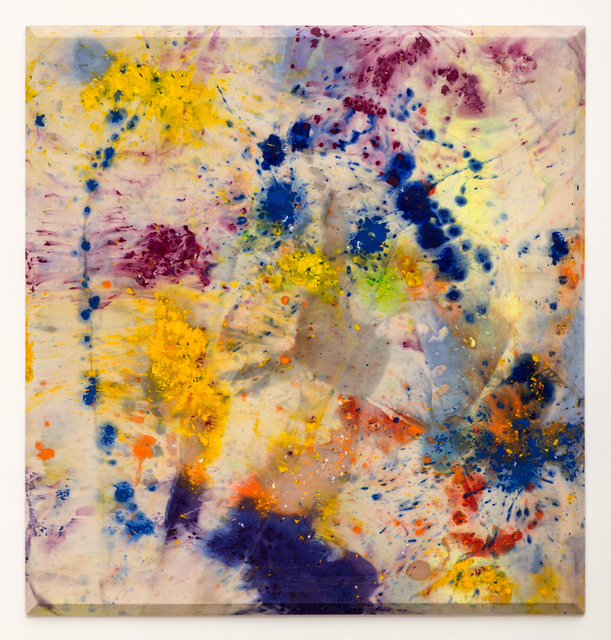 , 'Bursting,' 1972, David Kordansky Gallery