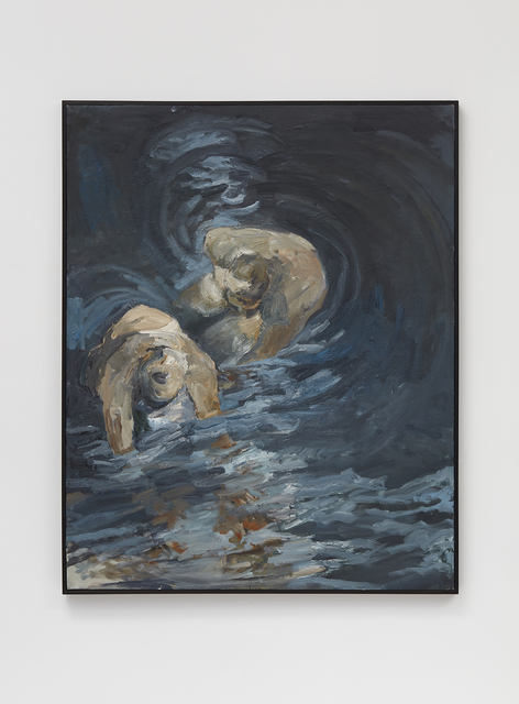 , 'The Bathers,' 2016, Klowden Mann