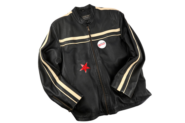 Gavin Turk, 'untitled', 2007, Other, Leather Jacket, Chiswick Auctions