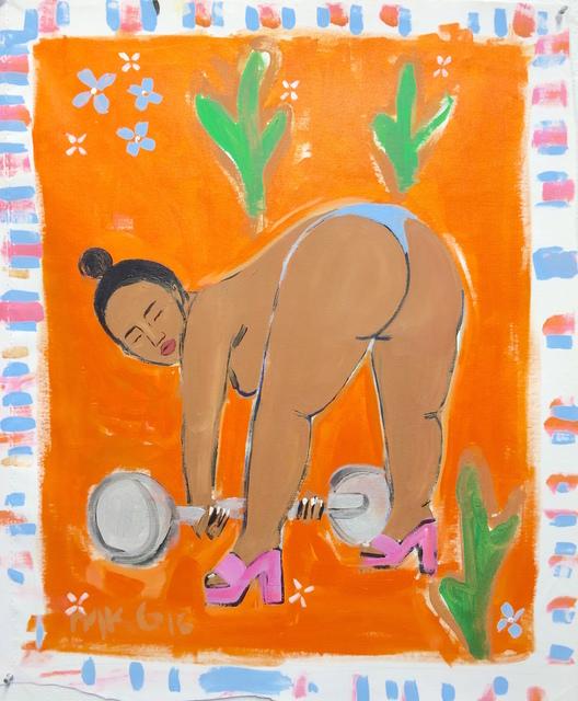 , 'Dat D Lift,' 2017, New Image Art