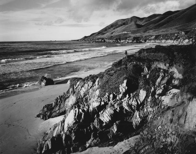 , 'Garrapata Beach, Sur Coast,' 1972, Photography West Gallery