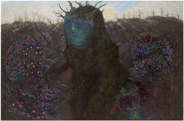 , 'Man Tree,' 2011, Galerie Anhava