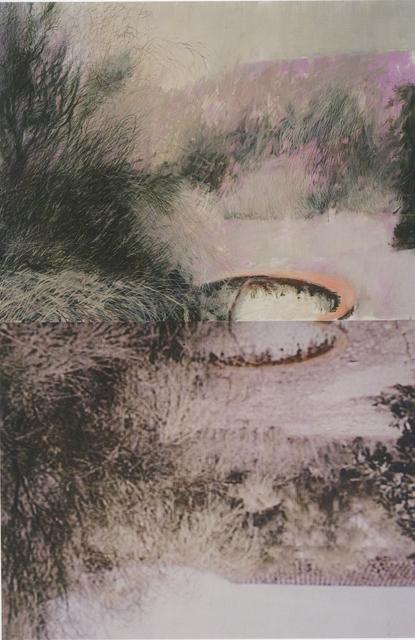 , 'A los lugares del deseo, volver mil veces,' 2008, maserre +R