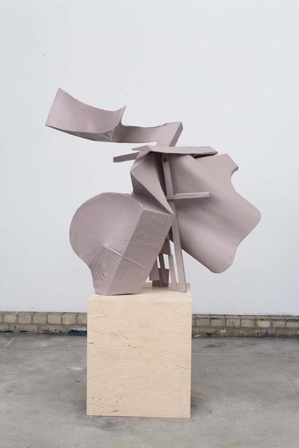 , 'Assemblage (Aluminum #10 - 1/3),' 2014, Sies + Höke