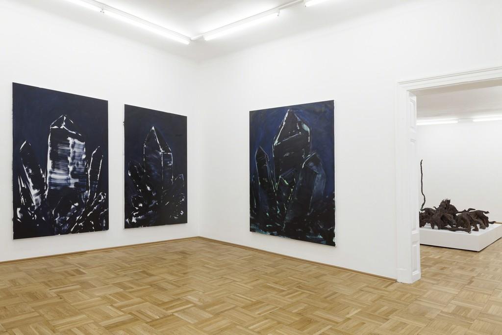 Courtesy Galerie nächst St. Stephan  Photo Markus Wörgötter ROOM 2 + 1