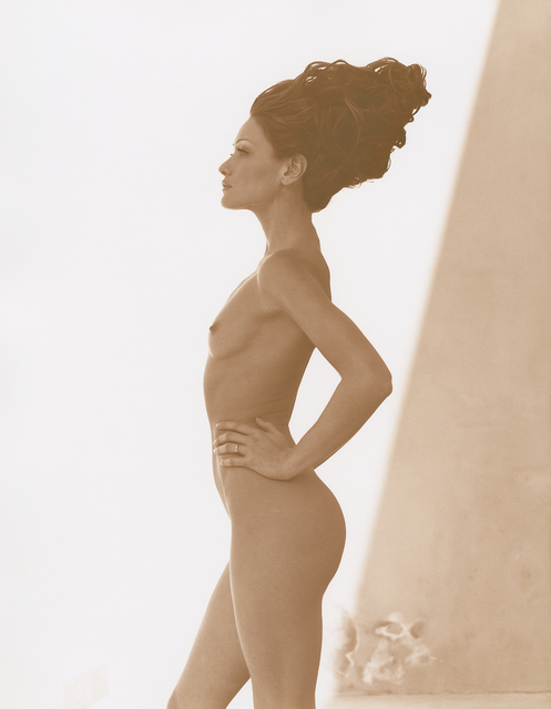 , 'Carla Bruni 2, Point Dume,' 1992, Fahey/Klein Gallery