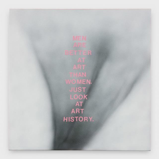 , 'Men are...,' 2019, P.P.O.W
