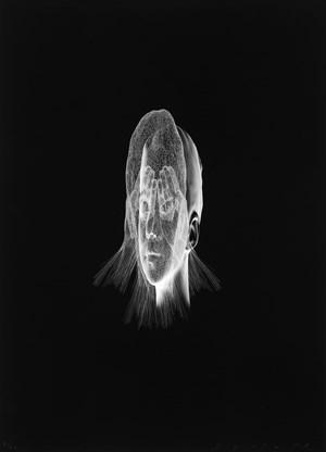 Jaume Plensa, 'Lumière invisible (Isabella)', 2018, Print, Archival Print, Nikola Rukaj Gallery