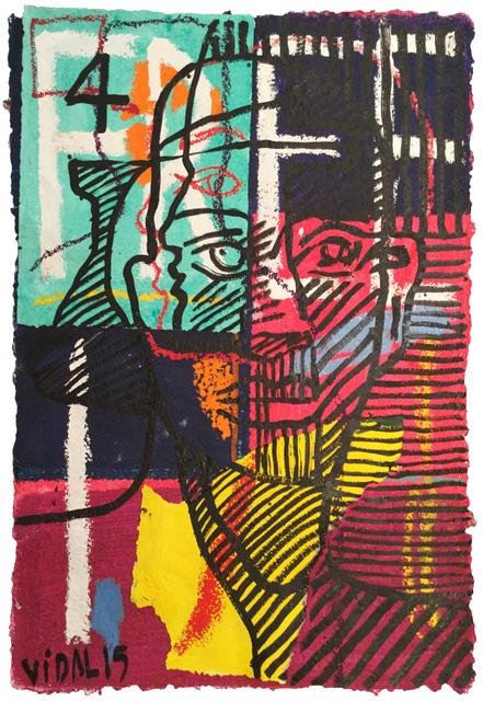 , 'Free No.4,' 2015, Tiwani Contemporary