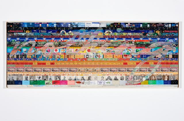 , 'Money For Nothing,' 2010, Rosamund Felsen Gallery