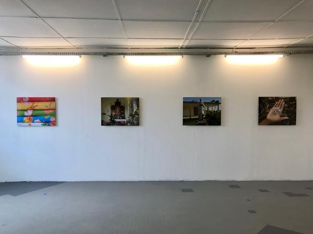 , 'Rencontre,' 2018, Espace D'art Contemporain 14N 61W