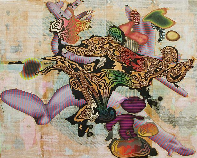 , 'Wooden rebirth,' 2002, Galería Juana de Aizpuru