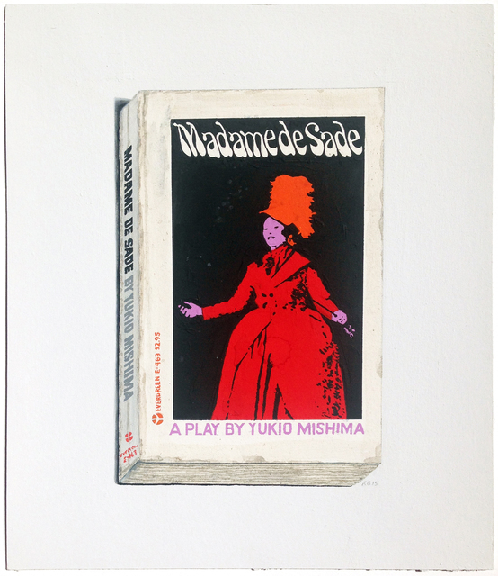 , 'Madamme de Sade,' 2015, Arthur Roger Gallery