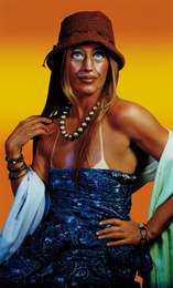 Cindy Sherman, 'Untitled (Self-Portrait with Sun Tan),' 2003, Phillips: Evening and Day Editions