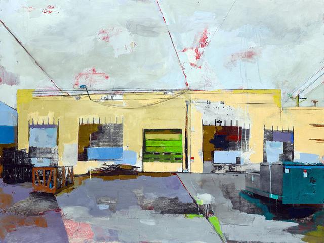 , 'B Side 4,' 2017, Linda Hodges Gallery