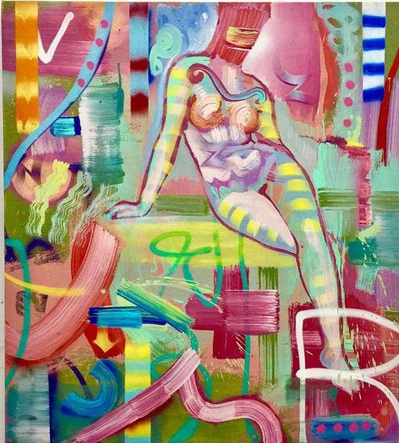 , 'Venetian Blinds,' , Gitana Rosa Gallery