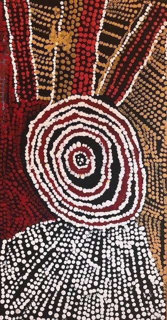 , 'Rockholes Near the Olgas (cat: NABWT_RNO10-070015PAG),' 2017, Nanda\Hobbs
