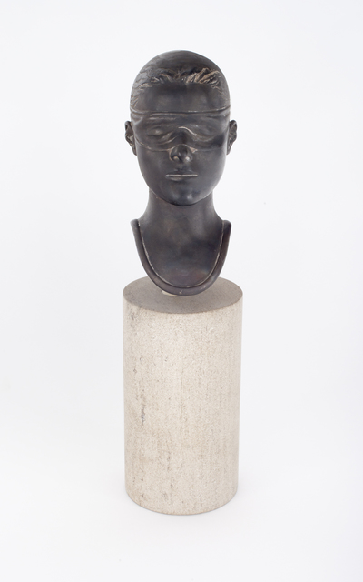 , 'Head of Justice,' 1997, Allan Stone Projects