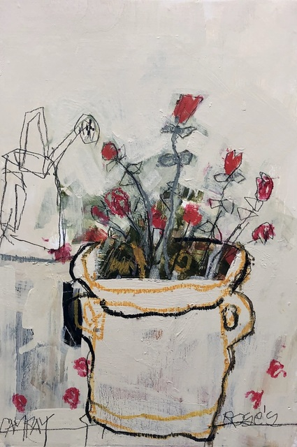 Dennis Campay, 'Roses', 2019, Shain Gallery