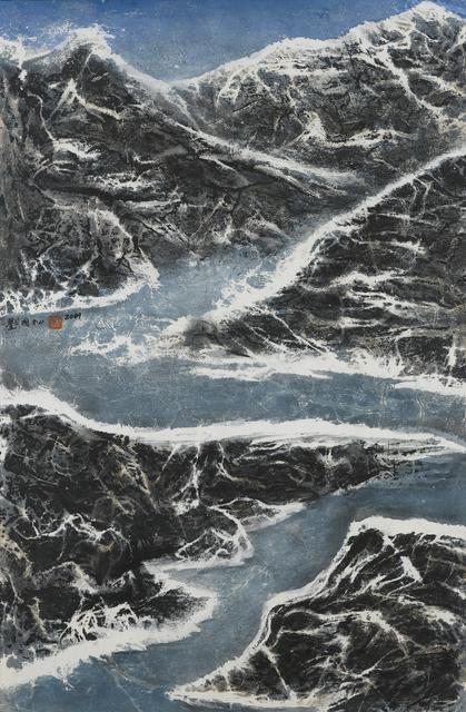 , 'Bent Around the Mountain,' 2009, Capital Art Center