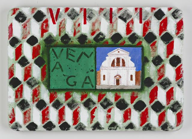 , 'The Stones of Venice San Trovaso, Venaga,' 2014, Marlborough London