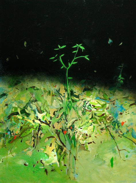 , 'La planta de Blair,' 2013, Anna Laudel