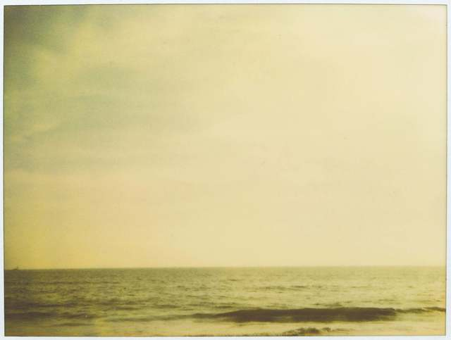 Stefanie Schneider, 'Ocean Blue (Stranger than Paradise) ', 1997, Photography, Analog C-Print, hand-printed by the artist on Fuji Crystal Archive Paper, based on a Polaroid, not mounted, Instantdreams