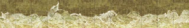 teamLab, 'Waves of Light', 2018, Tolarno Galleries