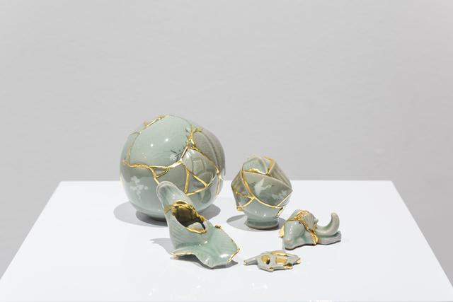 , 'Translated Vase, Five Elements,' , Locks Gallery