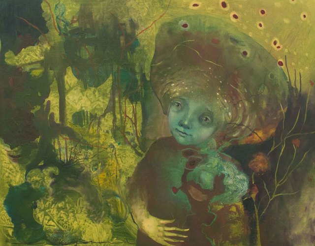 , 'Humedad,' 2016, Lux Perpetua Art Centre