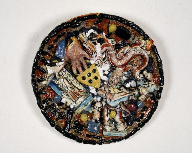 , 'Untitled Plate #16 ,' 1992, Nancy Hoffman Gallery