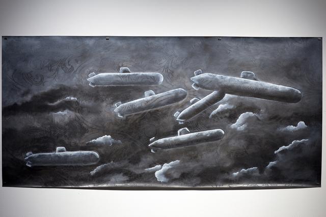, 'True Barring,' 2017, Art Mûr