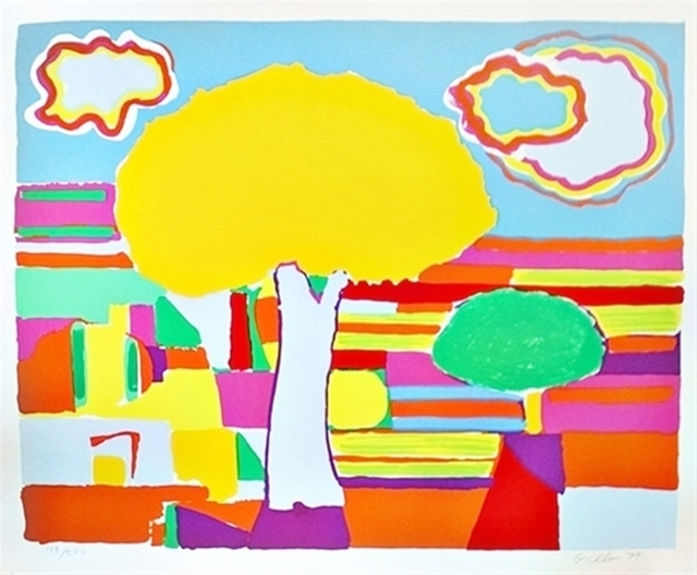 , 'Bright Landscape,' 1979, Alpha 137 Gallery
