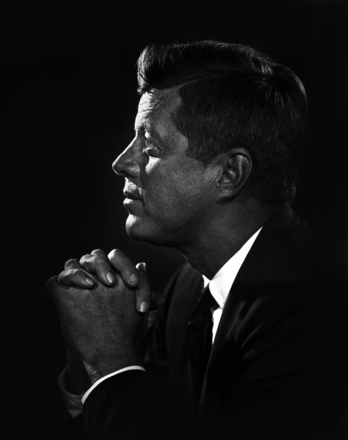 Yousuf Karsh, 'John F. Kennedy', 1960, Weston Gallery
