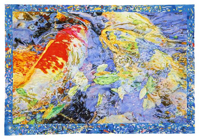 Joseph Raffael, 'Crescendo', 2013, Nancy Hoffman Gallery