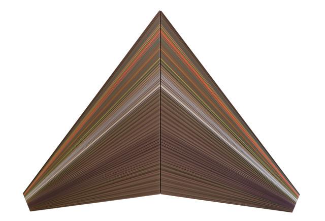 , 'Triangle,' 2016, HDM Gallery