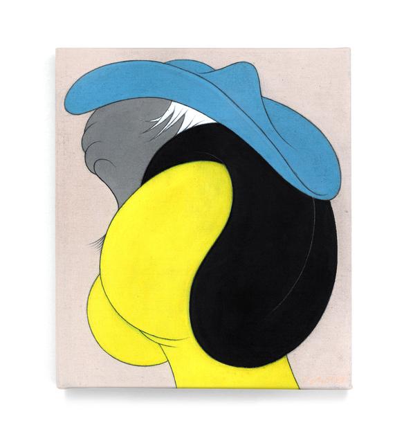 , 'Little Yellow Cowboy,' 2018, HARPY
