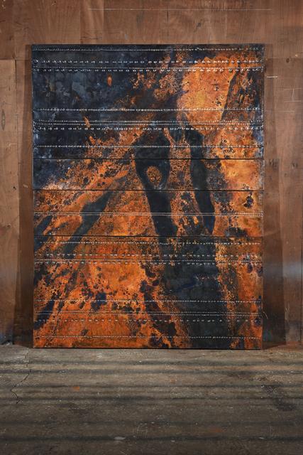 , 'Cosmos 68-06, Set of 4 panels, from Tour Aquitaine, La Defense (Hauts-de-Seine),' , Magen H Gallery